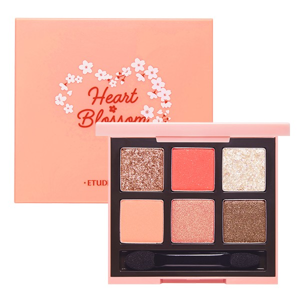 Heart Blossom Eye Palette