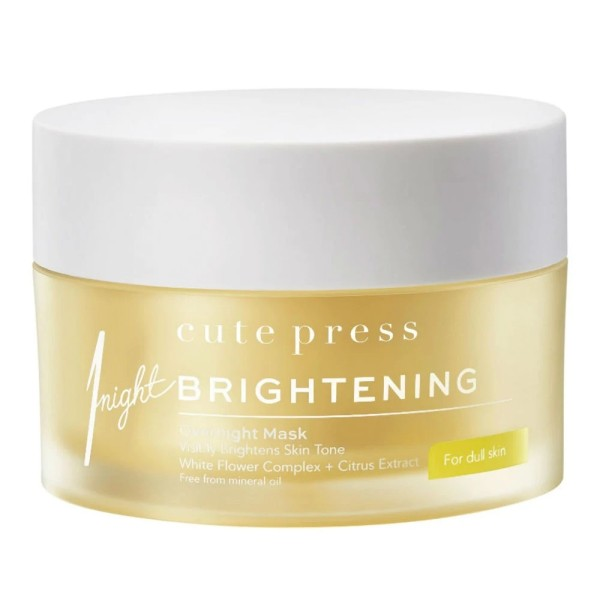 1 Night Brightening Overnight Mask
