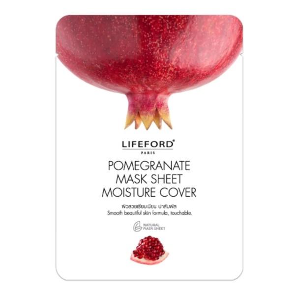 Pomegranate Mask Sheet Moisture Cover