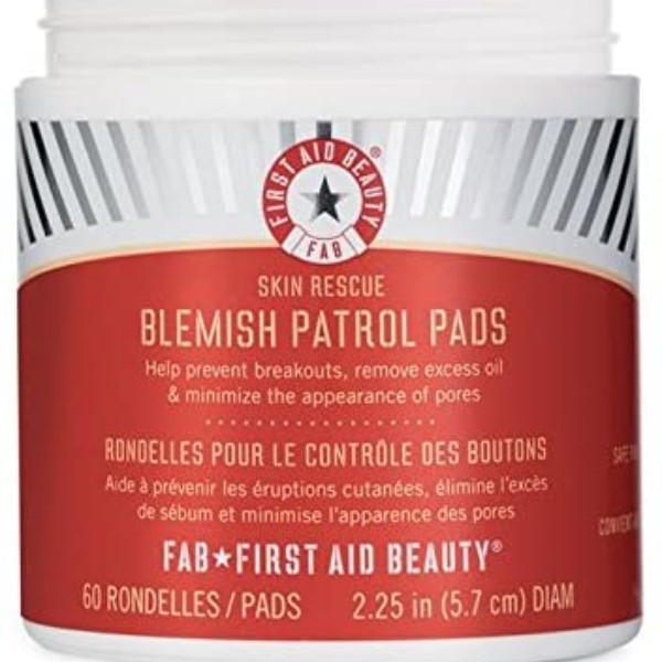 First Aid Beauty - Blemish Patrol Pads
