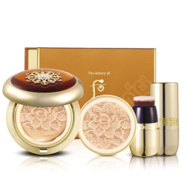 CheonGiDan Radiant Essence Cushion SPF50+/ PA +++