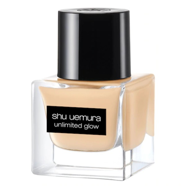 Unlimited Glow Breathable care-in-foundation SPF 18 PA+++