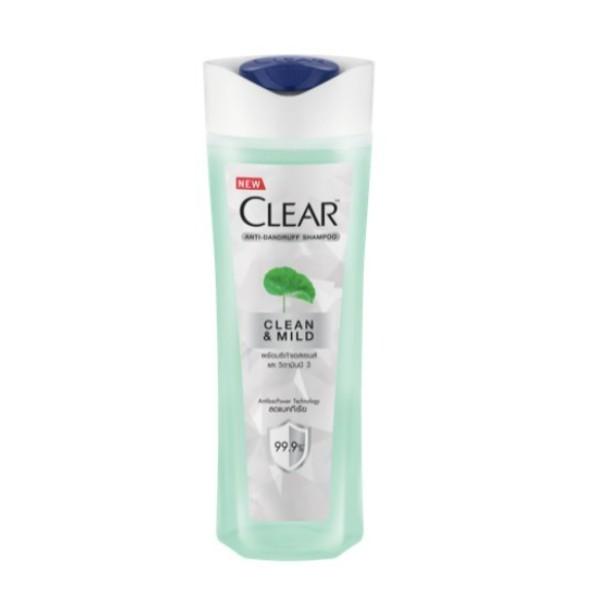 Clear Clean & Mild