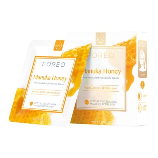 UFO Activated Mask - Manuka Honey (Revitalizing)
