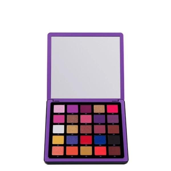 Norvina Pro Pigment Eyeshadow Palette Vol 1