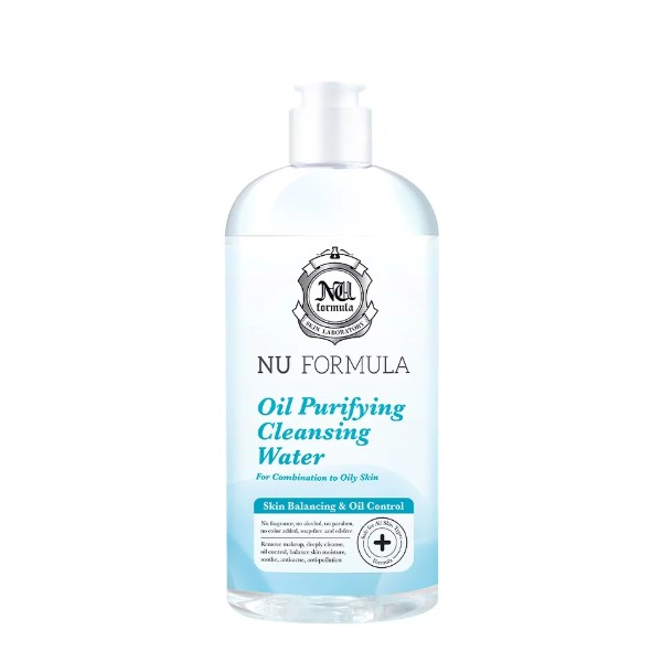 Oil Purifying Cleansing Water