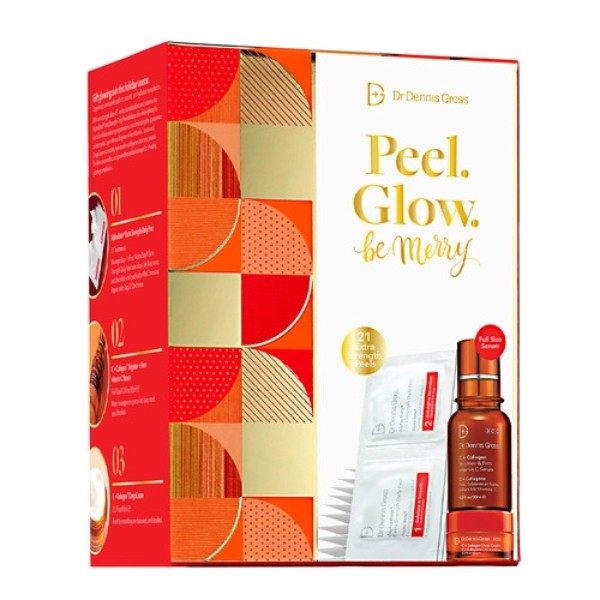 Peel.Glow.Be Merry (Limited Edition)