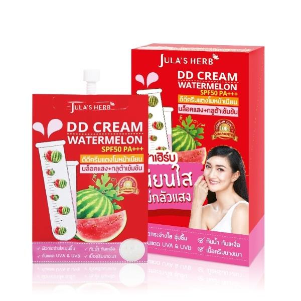 DD Cream Watermelon SPF50 PA+++