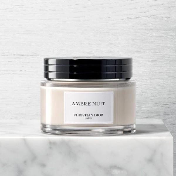 AMBRE NUIT Body cream