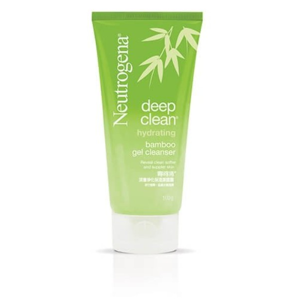 Deep Clean Hydrating Bamboo Gel Cleanser