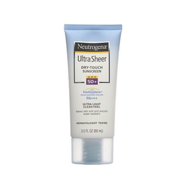 Ultra Sheer Dry Touch Sunscreen SPF50 +