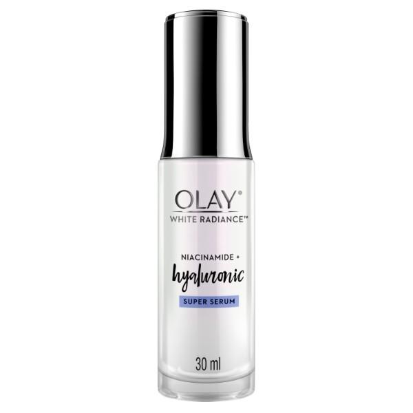 White Radiance Niacinamide + Hyaluronic Super Serum