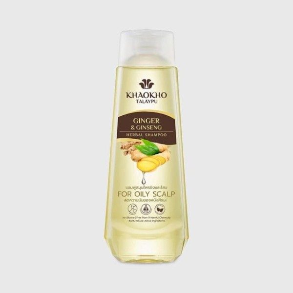 Ginger and Ginseng Herbal Shampoo