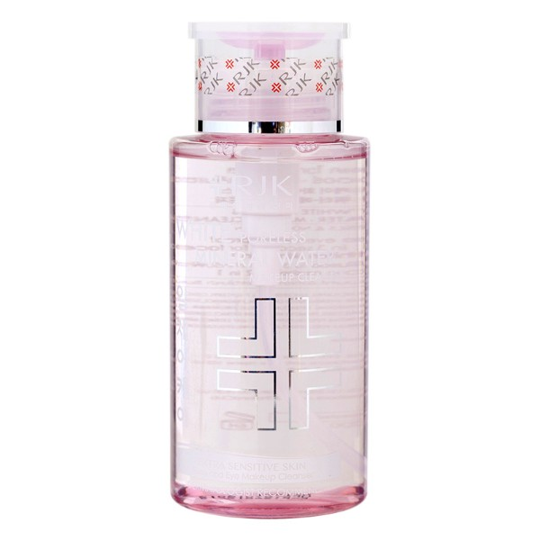 White Poreless Mineral Water Makeup Cleanser