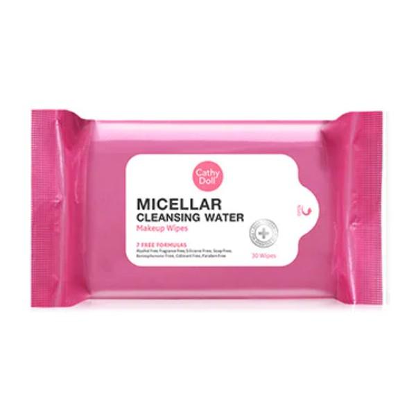 Micellar Cleansing Water Makeup Wipes