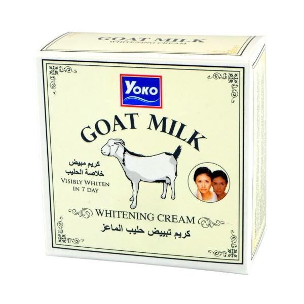 Goat Milk Whitening Cream