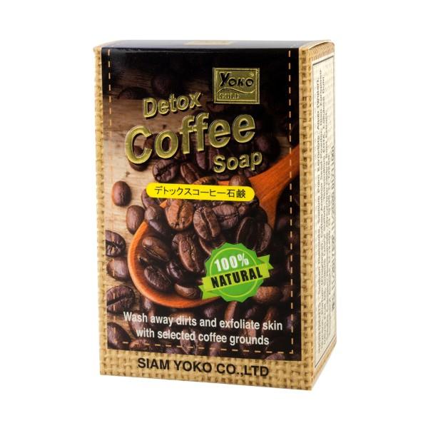 Gold Detox Coffee Soap