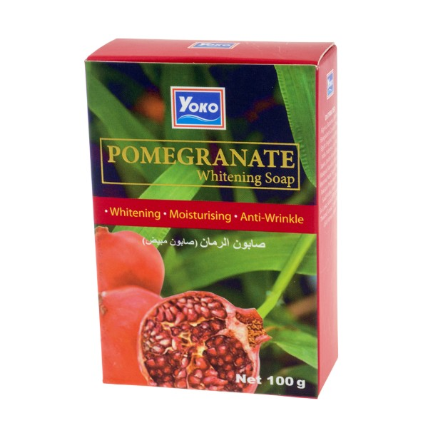 Pomegranate Whitening Soap