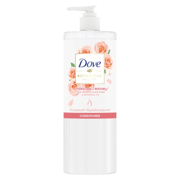 Dove Botanical Selection Pink Moroccan Rose Conditioner