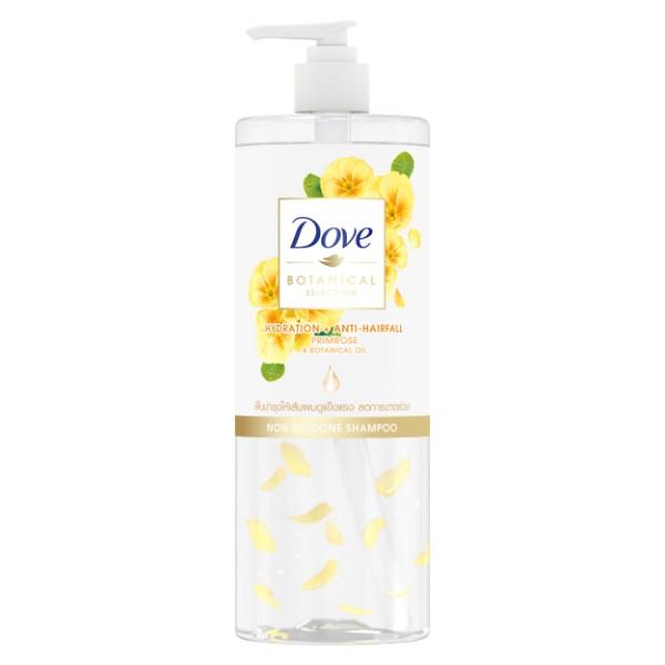Dove Botanical Selection Primrose Shampoo