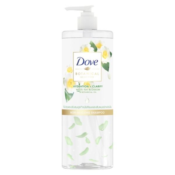 Dove Botanical Selection White Tea Blossom Shampoo