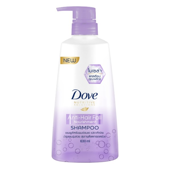 Dove Nutritive Solutions Anti-Hair Fall Nourishment Shampoo