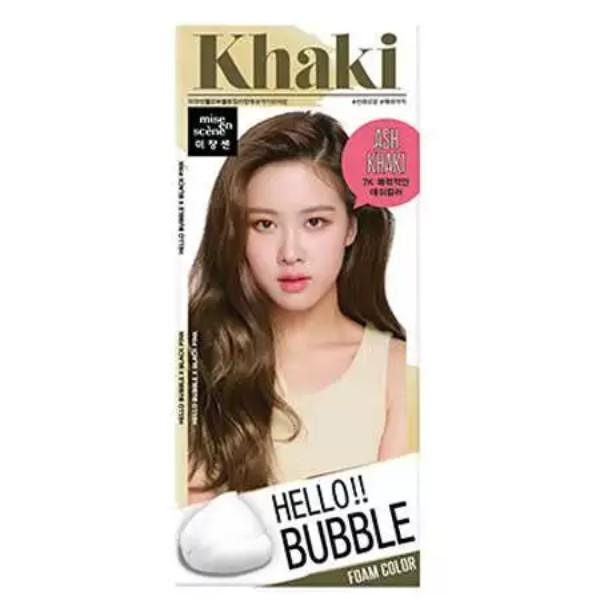 Hello Bubble Foam Color
