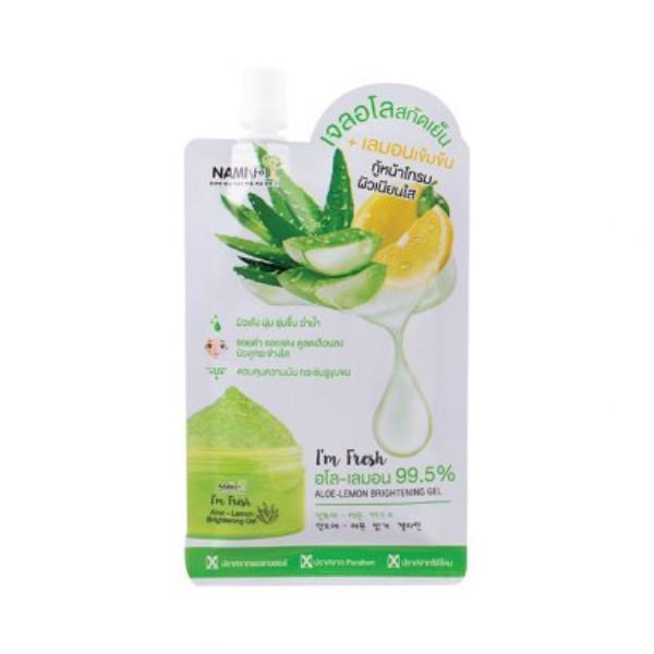 I'm Fresh Aloe-Lemon Brightening Gel