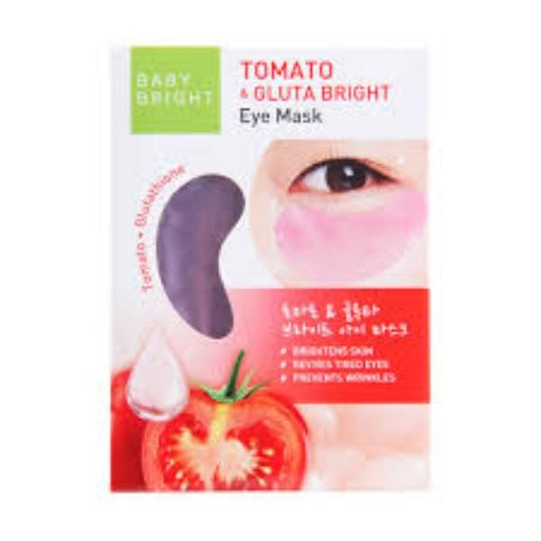 Singto-Tomato & Gluta Bright Eye Mask