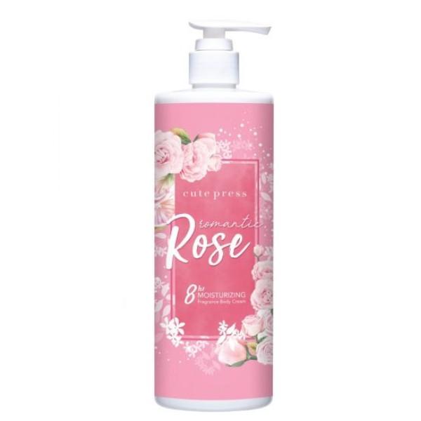 8hr Moisturizing Fragrance Body Cream
