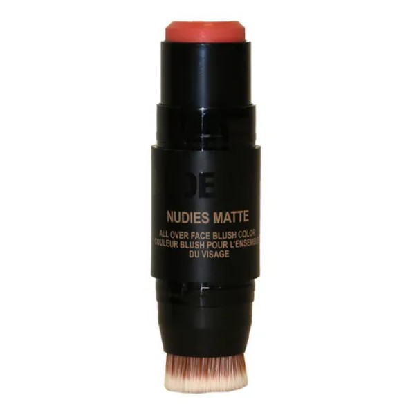 Nudies Matte All Over Face Color Blush & Bronze