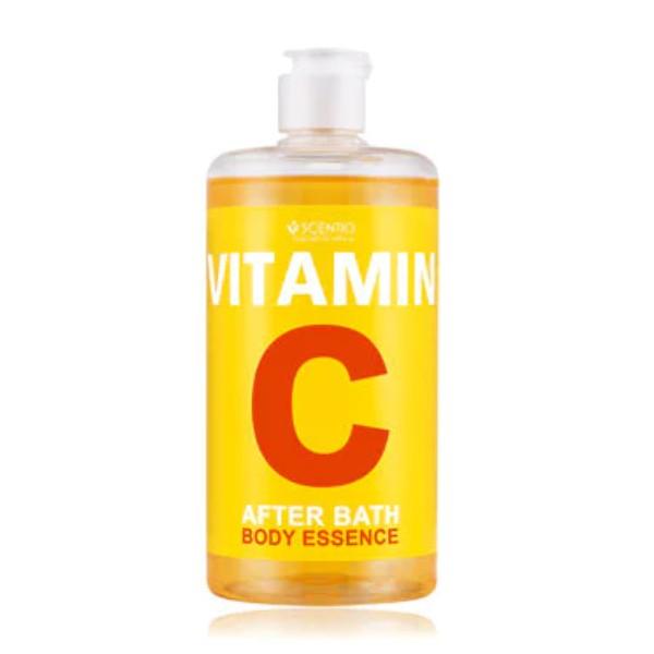 Scentio Vitamin C After Bath Body Essence