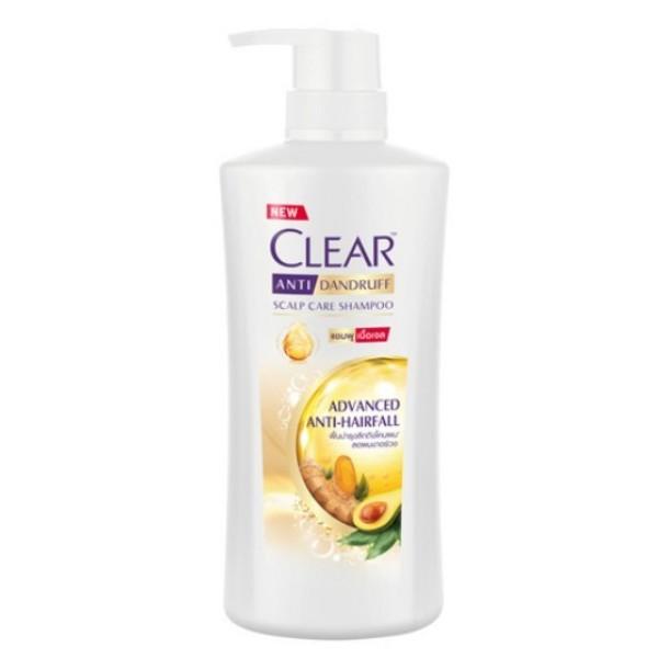 Clear Advanced Anti-hairfall Shampoo