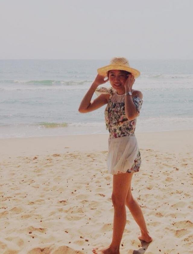 Sea Sand Sun & Me {Beach style}