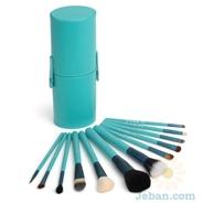 Sigma 12 Brush Kit Make Me Cool Aqua