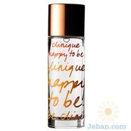 Happy To Be Perfume Spray