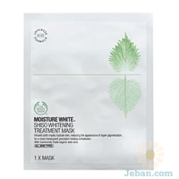 Moisture White™ Shiso Whitening Treatment Mask
