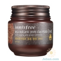 Jeju : Volcanic Pore Clay Mask (Hard)