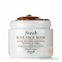 Rose : Face Mask