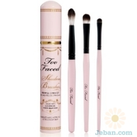 Shadow Brushes Essential 3 - Piece Set