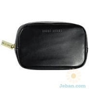 Review Bobbi Brown Cosmetic Bag Gold Zipper ร ว วผลการใช