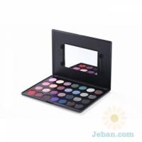 28 Color Smoky : Eye Palette