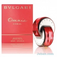 Omnia Coral : Eau De Toilette Spray