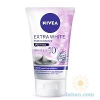 Extra White Mud Foam