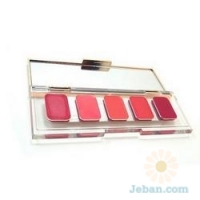 Signature Glam Art Rouge Mini 5 Color Lip Palette