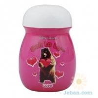 Body Cream : Love