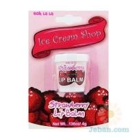 Lip Balm : Strawberry