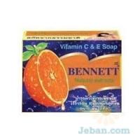 Vitamin C & E Soap