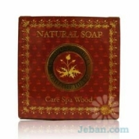 Natural Balance Soap : Care Spa Wood