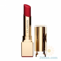 Rouge Eclat Lipstick Satin Finish, Age-defying Lipstick